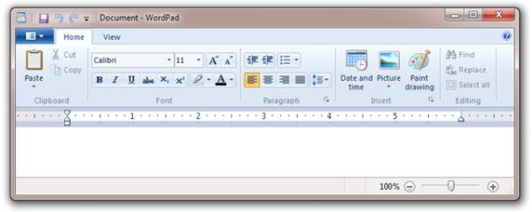 WordPad-HOME