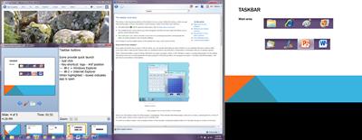 Desktop - presenting
