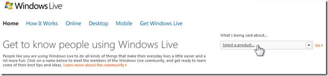 Windows Live Connect
