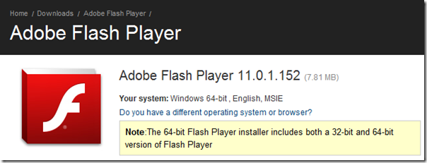 Free download flash player for windows 10 64 bit | Adobe Flash