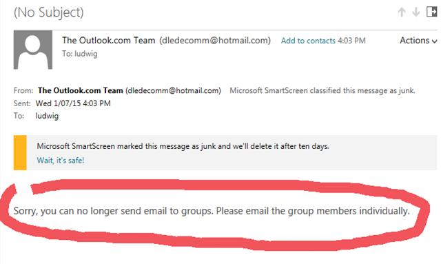 MicrosostGroupMail