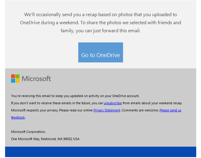 OneDrive Mail | This 'n That