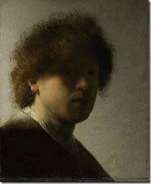 Rembrandt-selfie
